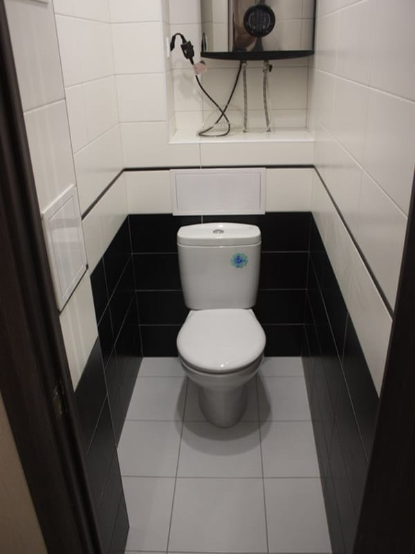 фото дизайн туалетов в квартире