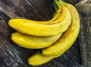 кожура банана как удобрение